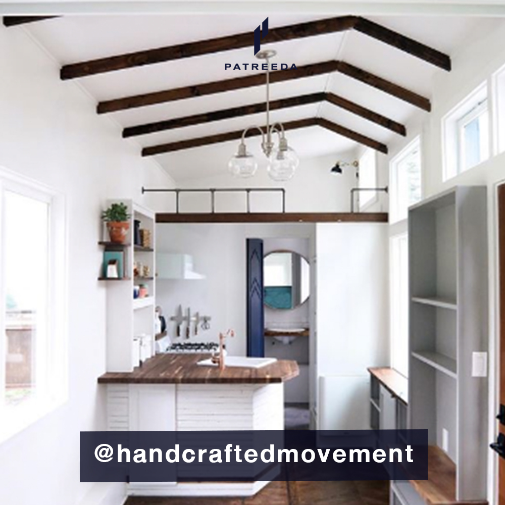 5 Instagram น่าติดตามสำหรับคนรักการแต่งบ้านในพื้นที่จำกัด