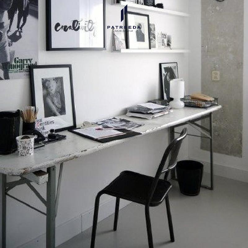 ไอเดียแต่งห้องทำงานขนาดเล็ก